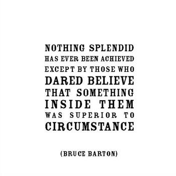bruce barton quote